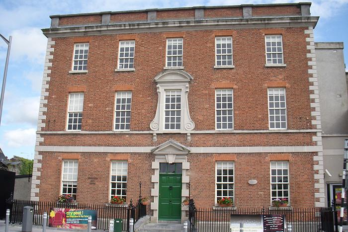 Barlow House Droichead Arts Centre